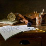 Aan elkaar schrijven